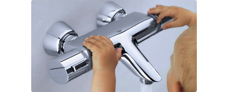 Wat is Grohe CoolTouch?