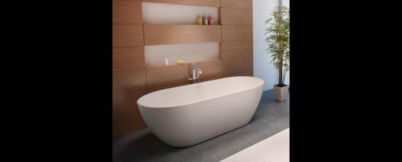 Wat wordt bedoeld met de bodemmaat van een bad?