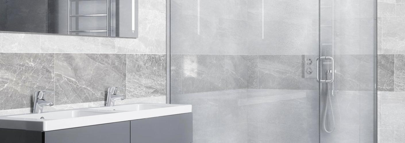 Badkamerstijlen: de minimalistische badkamer