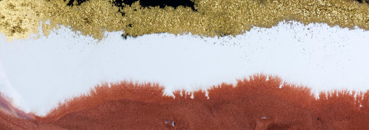 Nieuw: kranen van Wiesbaden in geborsteld goud en koper