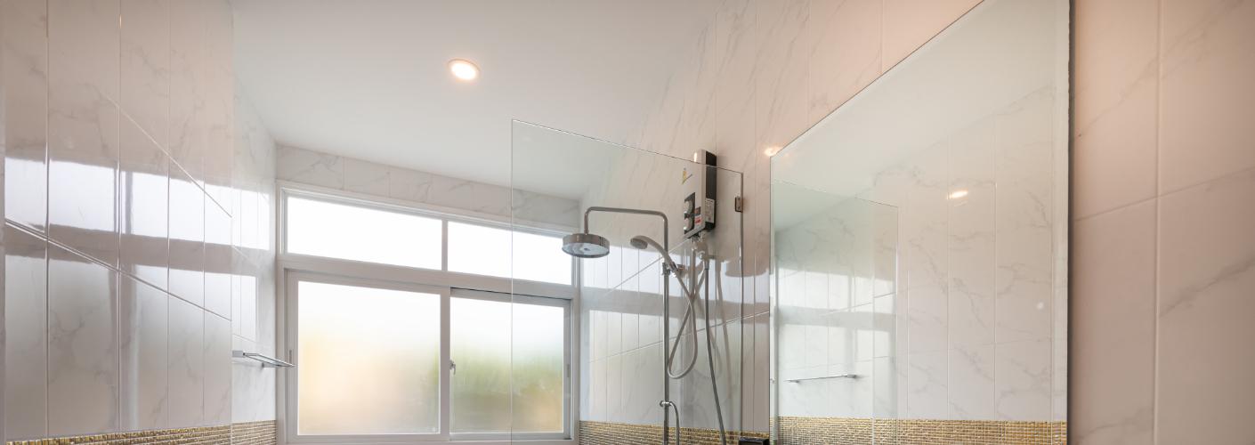 Alles over het badkamer plafond