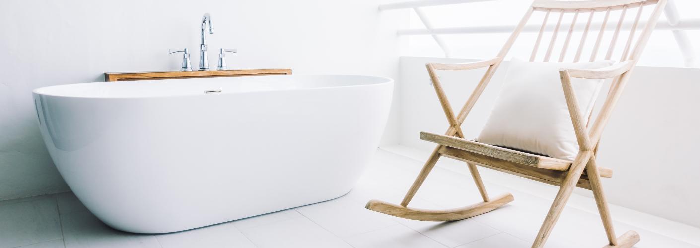 Badkamerstijlen: de Scandinavische badkamer