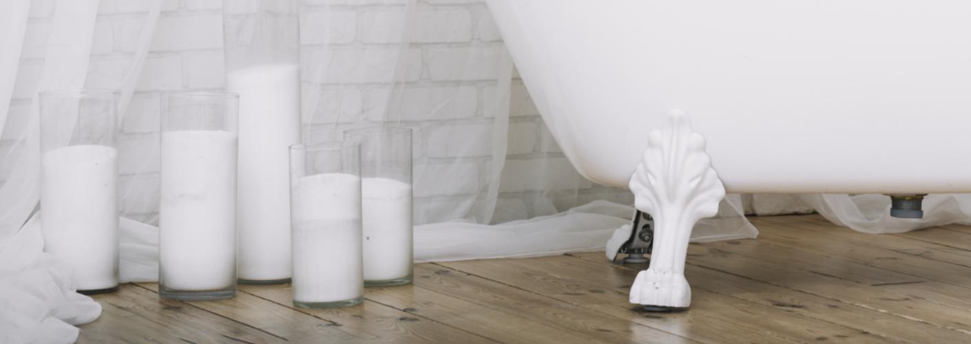 Vijf soorten vloeren voor je badkamer