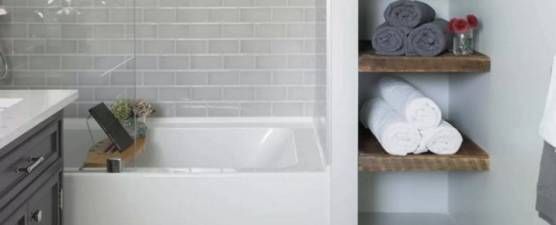 Tips en trucs voor een kleine badkamer