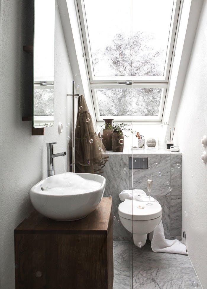 lichte badkamer tips