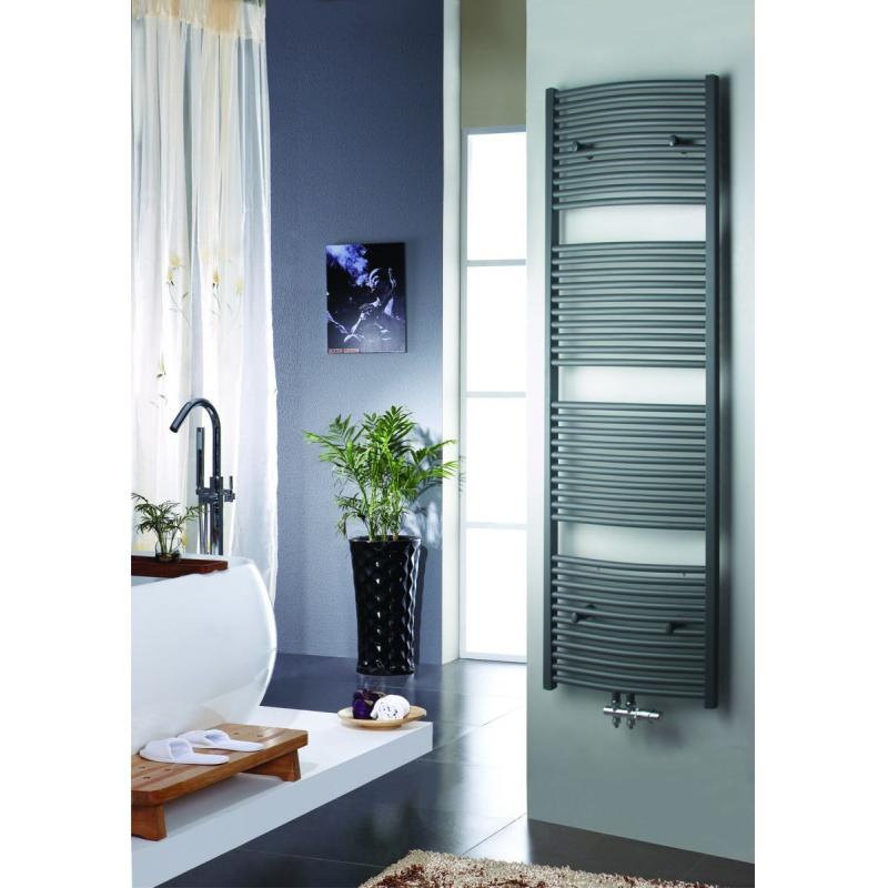radiator in vochtige ruimte