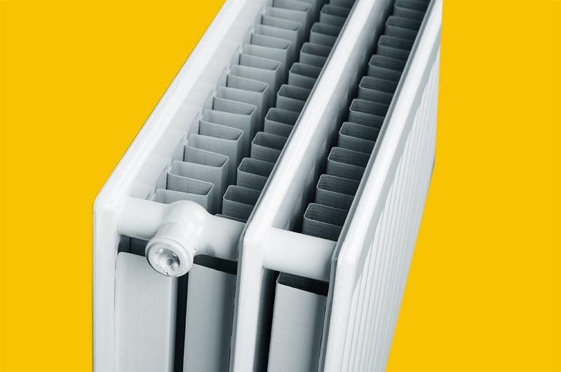 radiator type 33 voorbeeld