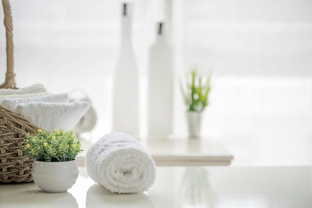 badkamer opruimen