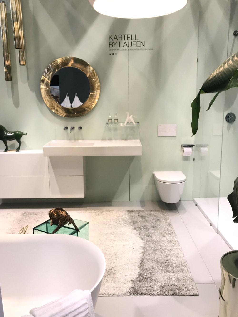 VT Wonen beurs badkamer trends