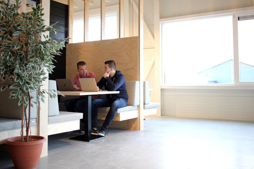 Creativework Projectxxl kantoor vergaderen