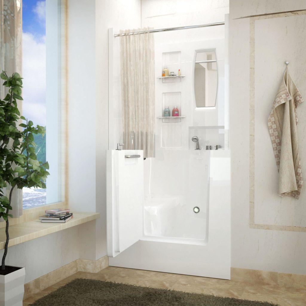 instapbad makkelijk in bad