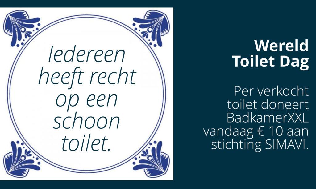 wereld toiletdag