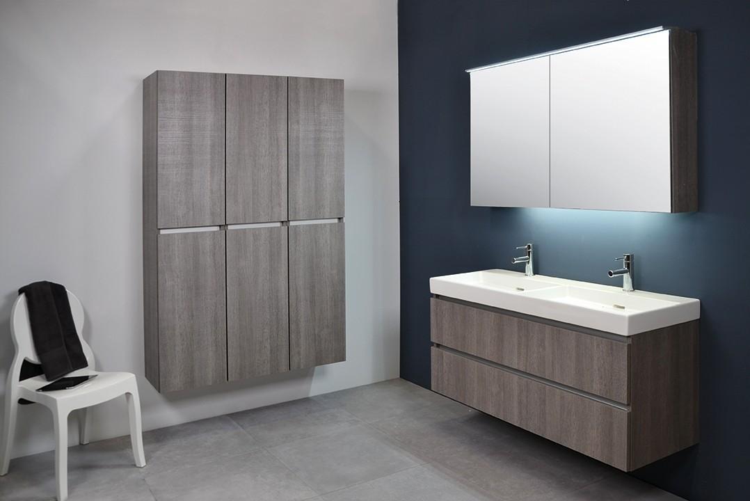 badkamer meubel plaatsen