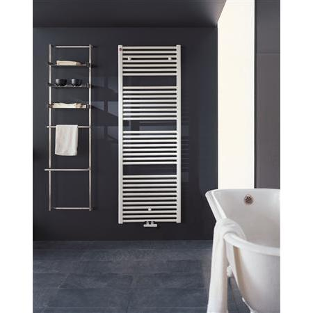 radiator in badkamer