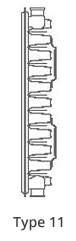 radiator type 11