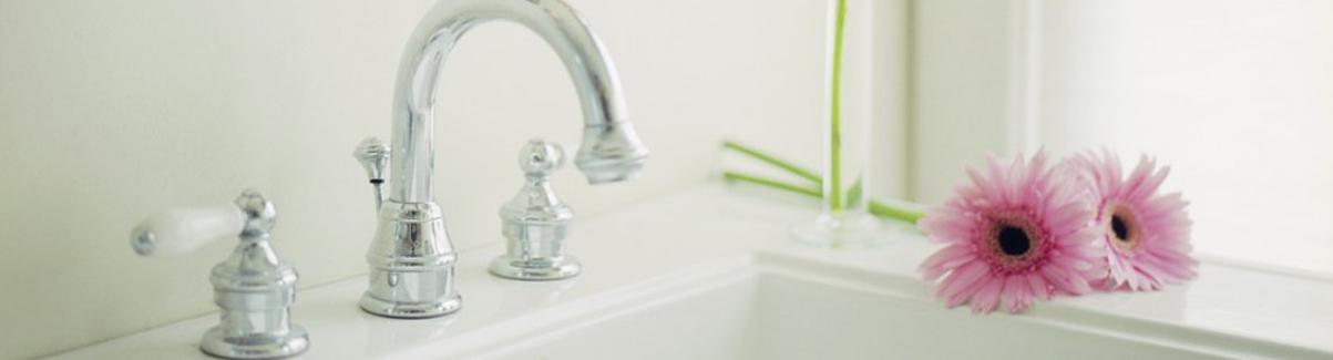 lente in badkamer