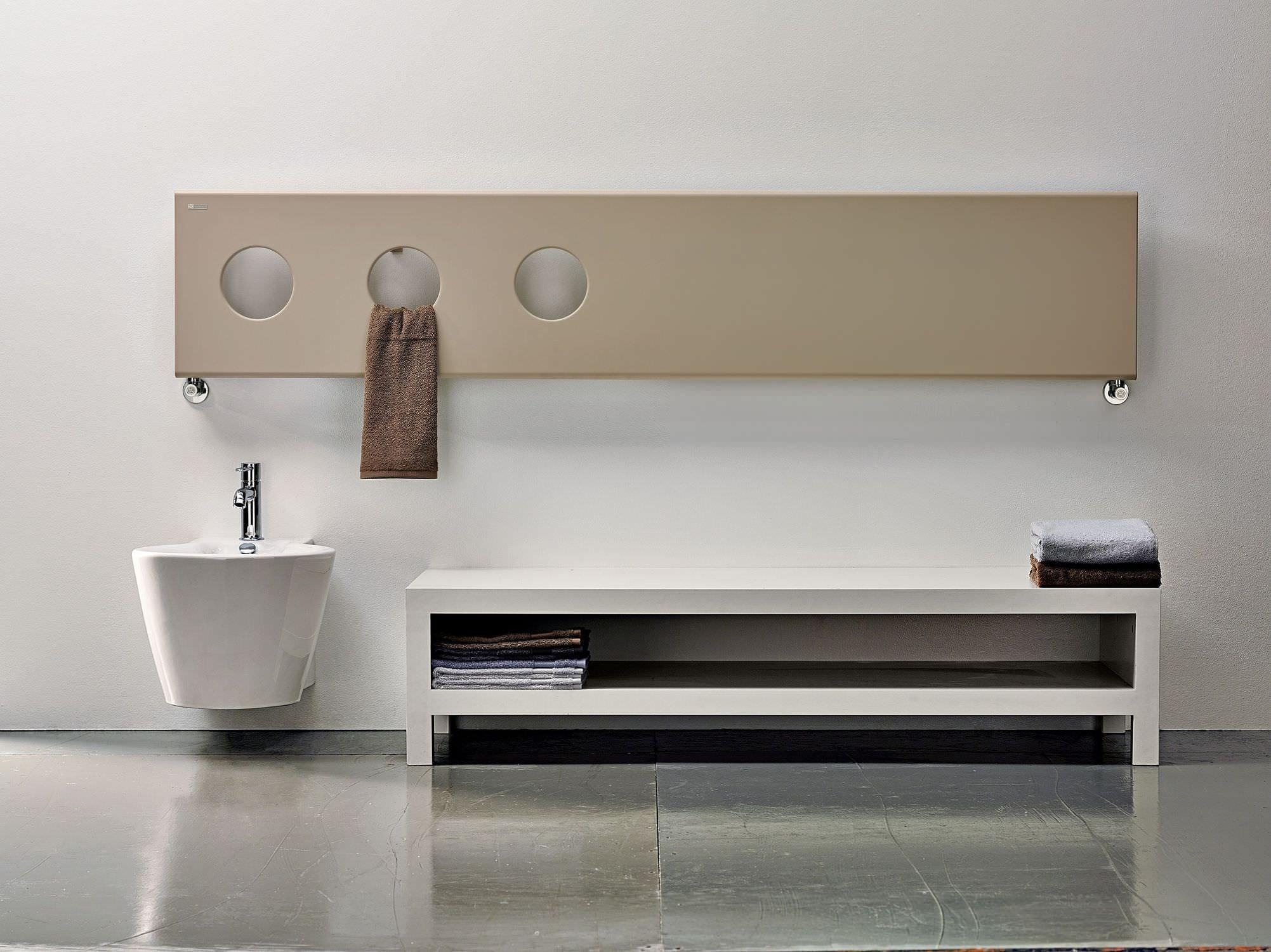 stijlvolle handdoekradiator badkamer