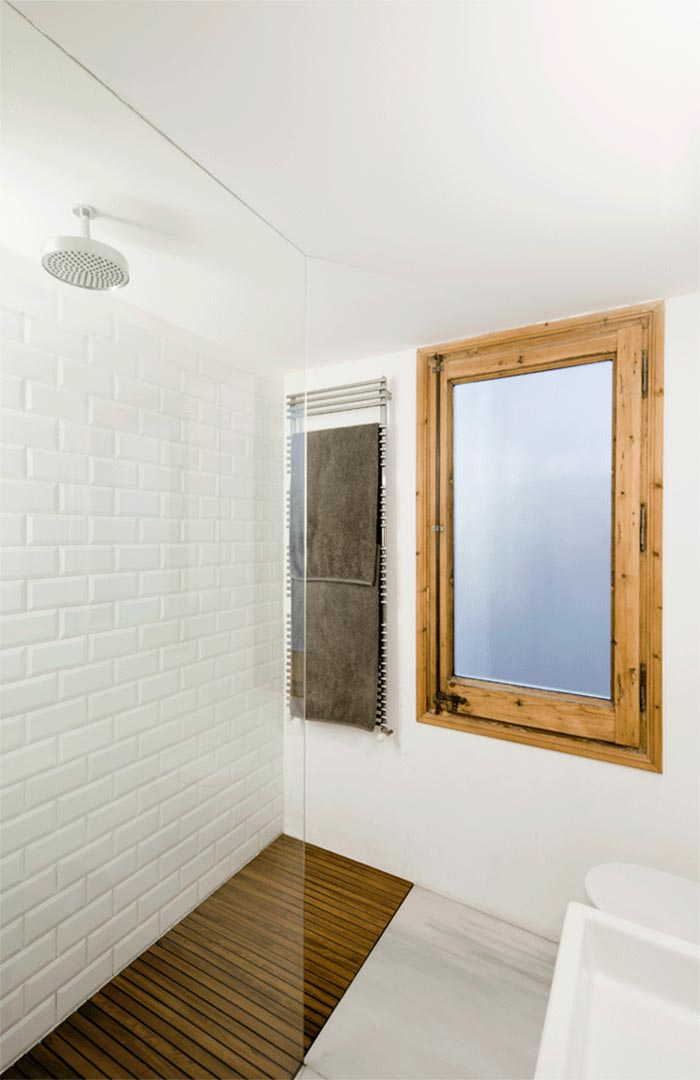 inloopdouche badkamer robuust