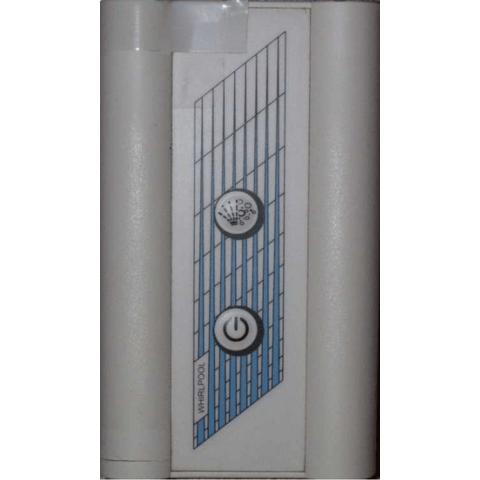Villeroy & Boch Comfort Control afstandbediening voor whisper whirlpool
