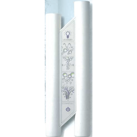 Villeroy & Boch Comfort Control afstandbediening Whisper Whirl/Cleanpool