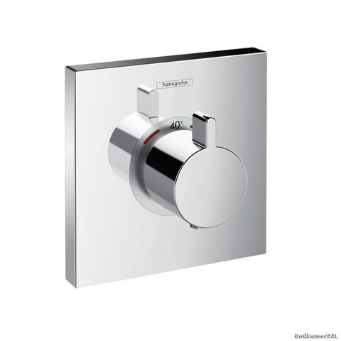 Hansgrohe Showerselect afdekset highflow thermostaat chroom