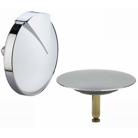 Viega Multiplex visign m1 roset en kegel voor badwaste chroom