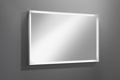 Blinq Gefion spiegel 100x80 cm.led verlichting rondom en dimmer wit
