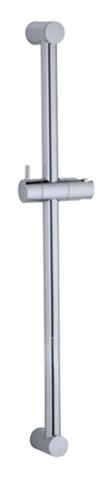 Blinq Memphis 2.0 glijstang 90 cm. chroom