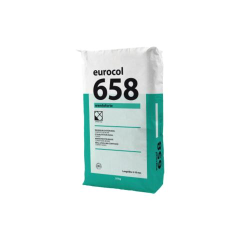 Eurocol 658 Wandoforte egaliseermiddel - 25kg grijs