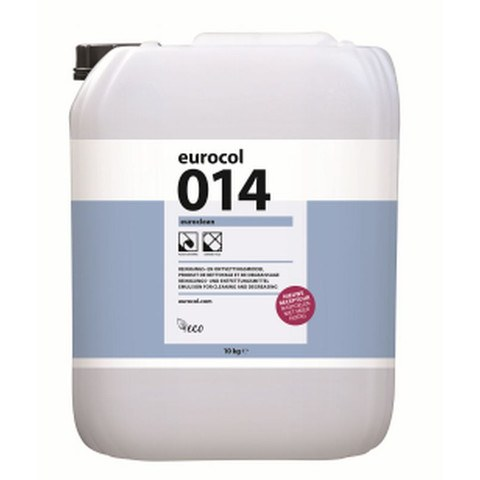 Eurocol 014 Euroclean reinigings- en ontvettingsmiddel - 10kg