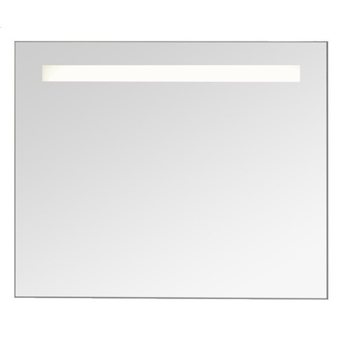 Blinq Nelid spiegel 90x80 +sensor+ind.verl.baan boven+verwarm.