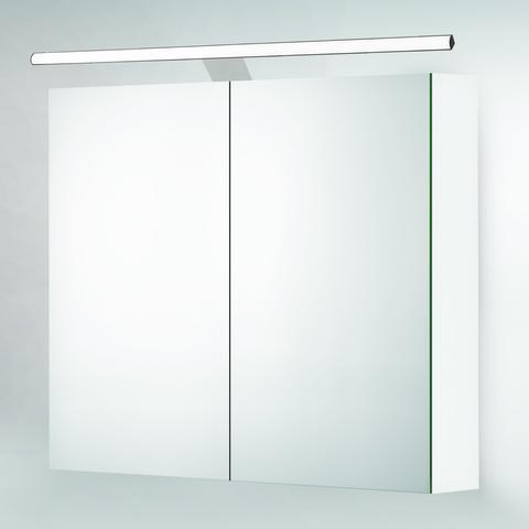 Blinq Gefion led verlichting 100 voor spiegelkast met driver chroom