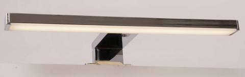 Blinq Gefion led verlichting 30cm.voor spiegel en spiegelkast zwart gelakt