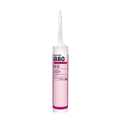 Eurocol 880 Euroseal siliconen sanitairkit - 310 ml - buxy