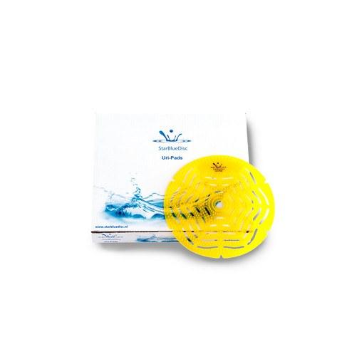 Starbluedisc  uri-pad mango a 5 stuks geel