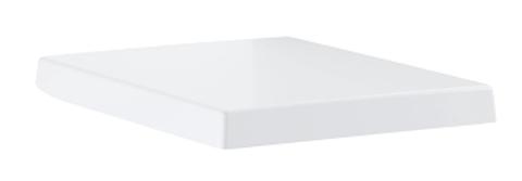 Grohe Cube Keramiek closetzitting met softclose en quickrelease wit