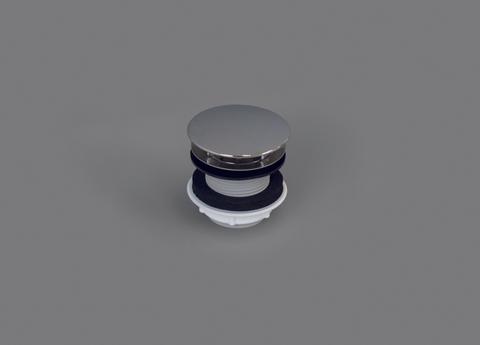 """Bette  wastafelplug 1.1/4"""" 46 mm. chroom"""