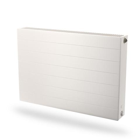 Radson E.Flow Ramo vlakke paneelradiator met horizontale lijnen - 400x2100x108mm (H x L x D) - type 22