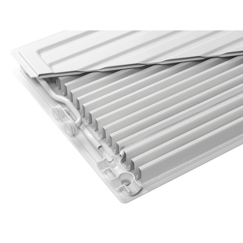 Radson E.Flow Integra paneelradiator  900x1050x106mm (H x L x D) - type 22