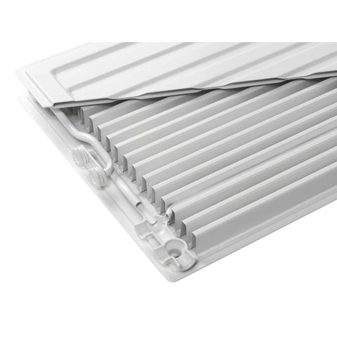 Radson E.Flow Integra paneelradiator  500x1200x106mm (H x L x D) - type 22