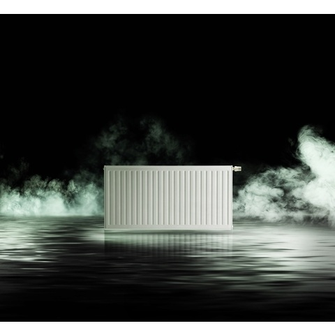 Radson E.Flow Integra paneelradiator  500x1500x106mm (H x L x D) - type 22