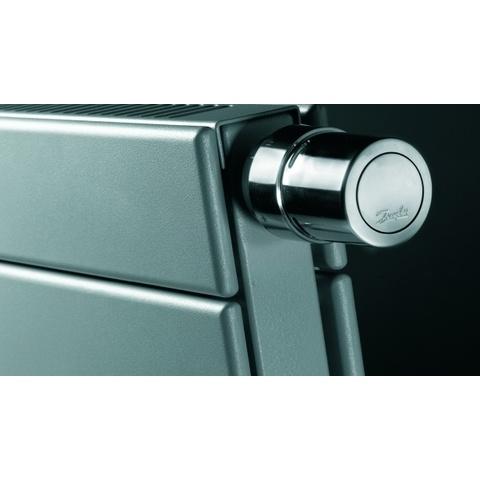 Vasco Viola H2l1-Ro radiator 1400x505 mm. n14 as=0027 1743w wit ral 9016