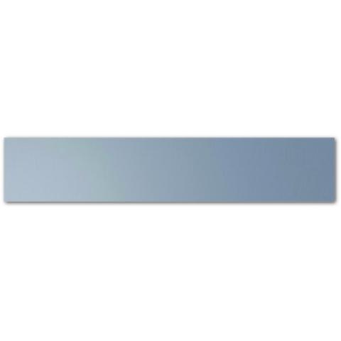 Wisa afdekrozet douchebaksifon RVS. mat (lxb) 1000x135mm