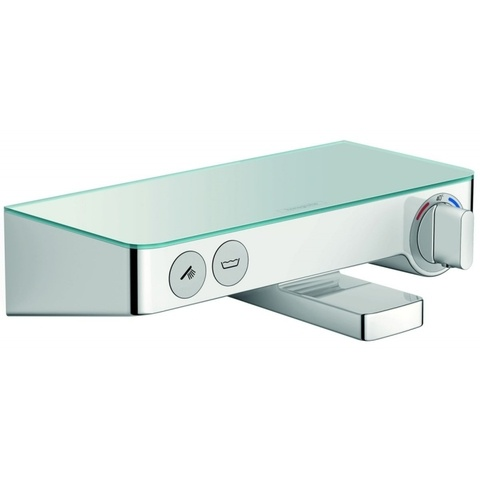 Hansgrohe ShowerTablet Select 300 badthermostaat met omstel chroom