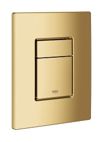 Grohe Skate Cosmopolitan bedieningspaneel closet/urinoir kunststof cool Sunrise (lxbxh) 197x156x12mm