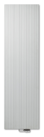 Vasco Bryce V75 radiator 600x1600 mm. as=0066 1836w wit s600