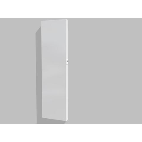 Vasco E-Panel EP-V-FL elektrische radiator 200x60cm wit - 1750w