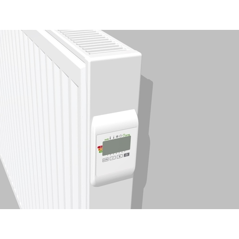 Vasco E-Panel H-RB elektrische paneelradiator 800x600mm (L x H) - 1000w