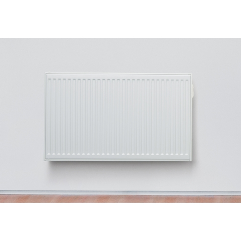 Vasco E-Panel H-RB elektrische paneelradiator 600x600mm (L x H) - 750w