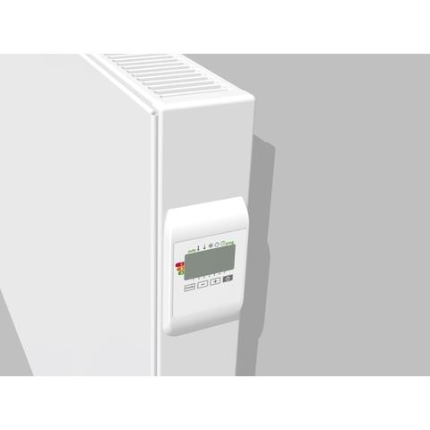 Vasco E-Panel H-FL elektrische paneelradiator 500x600mm (L x H) - 500w